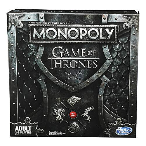 Primary image for Monopoly Game of Thrones Board Game for Adults