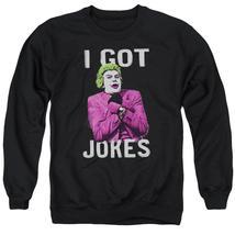 Batman Classic Tv - Got Jokes Adult Crewneck Sweatshirt Officially Licen... - $29.99+