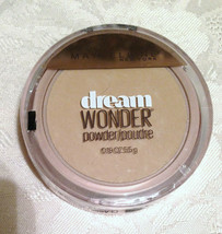 Maybelline Dream Wonder Powder w/ Mirror 65 Classic Beige 0.19 oz Sealed - $7.91