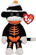 Rare Ty Beanie Babies Tricks - Sock Monkey Skeleton - $16.83