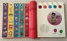 Mattel See 'N Say Story Maker WINKY SAYS - Electronic Talking Book, Vintage - $22.80