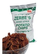 "Zerbe's Home Style""Dark"" Potato Chips, 16 Oz. Bag - $14.69"