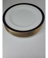 Spode England Bone China Consul Bread Plate Set Of 6 - $48.02