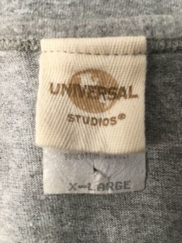 Universal Studios Jurassic Park the Ride Tank Top Sleeveless XL Vintage 1996  image 3