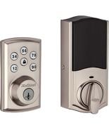 Kwikset SmartCode 888 Z-Wave Touchpad Deadbolt Door Lock Smart Keys Sati... - $64.99
