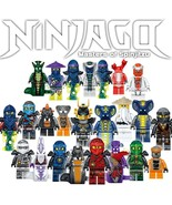 Ninjago Serpentine Custom 24 Minifigures Set  - $24.99