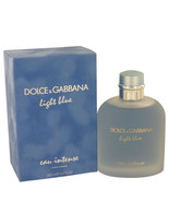 Light Blue Eau Intense by Dolce & Gabbana Eau De Parfum Spray 6.7 oz for... - $120.00