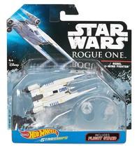 Star Wars Hot Wheels Starships - Rebel U-Wing Fighter - $29.99