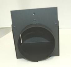 Alderlea OAIRALT Outside Air Adapter Black for Freestanding Models image 2