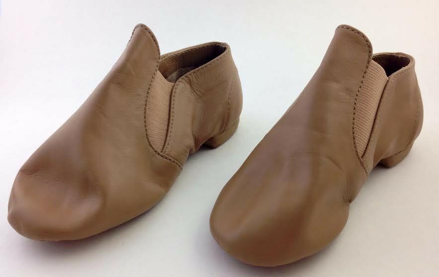 Capezio Caramel Jazz CG05A Ankle Boot Dance Shoes, Adult 13M Nib Orig