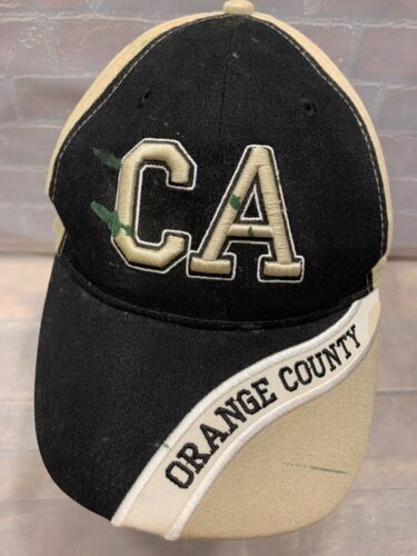 Primary image for CA Orange County California Adjustable Adult Cap Hat