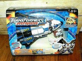 POWERLINX JETFIRE TRANSFORMERS ARMADA RARE SET NEW AND SEALED WITH COMET... - $121.51