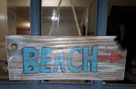 Beach Sign - $18.00