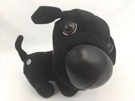 "Artist Collection The Dog Black Lab 11"" Big Head Barks Pants Wiggles Tai... - $24.50"