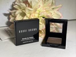 Bobbi Brown Metallic Eye Shadow 0.10oz Velvet Plum 3 New In Box - $16.78