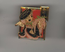 Disney Kabuki Minnie Mouse Japan pin/pins - $29.99