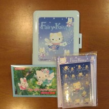 Sanrio Vintage  Hello Kitty Letter Set Stationery Very Rare Cute Retro - $37.17