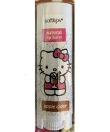 Softlips Hello Kitty APPLE CIDER Limited Edition Lip Balm - $4.00