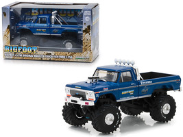 "1974 Ford F-250 Monster Truck Bigfoot #1 ""The Original Monster Truck\"" ... - $35.62"