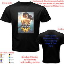 Wonder Woman Gal Gadot 5 Shirt All Size Adult S-5XL Youth Toddler - $20.00+