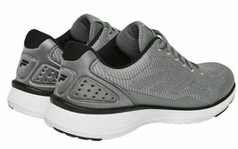 PRE FILA Men's Startup Memory Foam Sneaker/Running Shoes  Grey/black pic... - $19.99