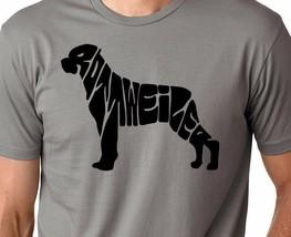 Rottweiler Dog Mom Pet Lover Fur Baby Cuddles Xo Men's & Women's Unisex T-Shirt - $16.50