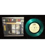 Uplifter Hey You 7 Inch Record Clear Green Vinyl 2009 RCA Jive - $22.99