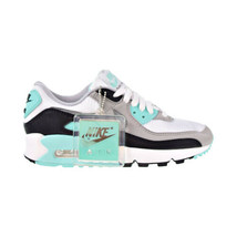 Nike Air Max 90 Women's Shoes White-Particle Grey-Hyper Turquoise CD0490... - $104.40