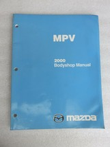 2000 Mazda MPV Bodyshop Service Repair Manual OEM Factory Dealership Wor... - $23.47