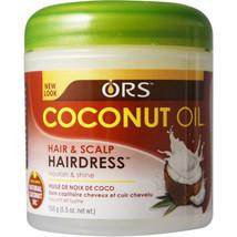 ORS Coconut Oil Hair & Scalp Hairdress for Nourish & Shine 5.5oz - $8.12