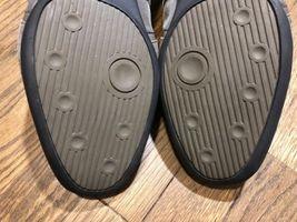 Grey Orange Sneakers On Hugo 45 Slip Mens Boss US 11 EU RCZ5nU