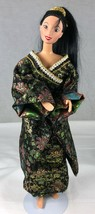 Asian Barbie Doll in Kimono Jointed Mattel - $24.18