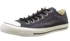 Converse Chuck Taylor Zapatos Oxford Talla Eu 10 Mujer & 8 Hombre Negro ... - $51.54