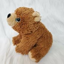 "13"" Ace Designed in Alaska Brown Bear Furry #07324 Plush Stuffed Toy B350 - $19.97"