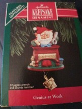 Vintage Hallmark Ornament Features  Movement dated 1992 - $6.92