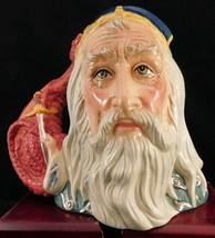 """Royal Doulton Character Jug - """"Merlin"""" D7117 - $284.99"""