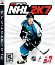 NHL 2K7 - Playstation 3 (Jewel case) [video game] - $10.99