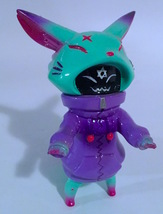 Cherri Polly (Baketan) x Javier Jimenez Custom Handpainted Witch Nei Fox Girl image 1