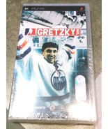 NEW SEALED Wayne Gretzky NHL (Sony PSP, 2005) Playstation Portable hockey - $18.99