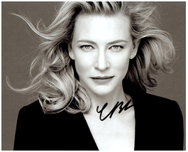 CATE BLANCHETT  Authentic Original  SIGNED AUTOGRAPHED PHOTO W/COA 1868 - $60.00