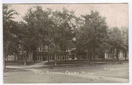 High School Canby Minnesota #2 RPPC postcard - $9.41