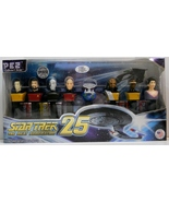 Pez Star Trek TNG 25th Anniversary Walmart Excl... - $19.95