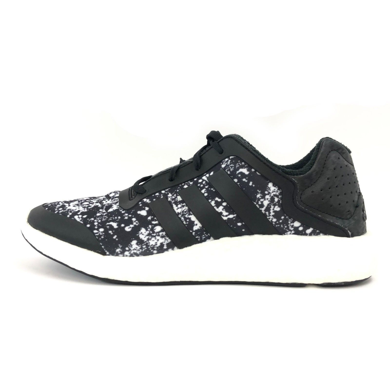 sports shoes ad649 09cba S l1600. S l1600. Previous. Adidas Womens Pure Boost Core Black  White  Gym Running Shoes M21408