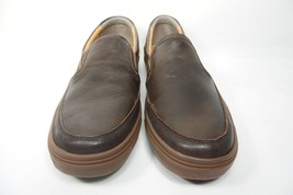 Cole Haan Men's Ricta Slip On Shoes Color Dark Roast Size 10M - $24.01