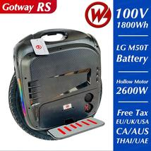 Gotway RS Begode RS Unicycle 18inch RS 19 Electric Monowheel 2600W LG 100V 1800W - $3,900.00