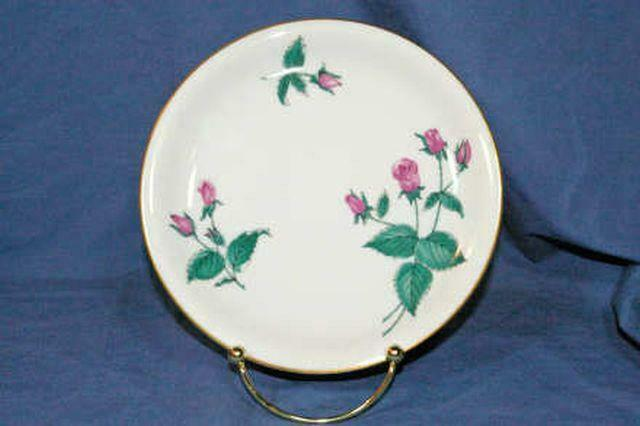"Primary image for Rosenthal Darling Rose Salad Plate 7 1/2"" #3133"