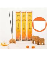 Incense Sticks Sandalum Sandalwood Cycle Agarbatti 240 Fragrance Scent S... - $29.99
