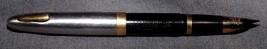 CLEAN SHEAFFER WHITE DOT BLACK SENTENIAL TUCK AWAY FOR  RESTORATION OR P... - $53.45