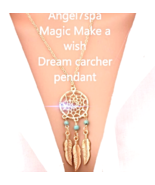 Magic Reiki Make my wish come true Necklace  spellbound  - $12.99