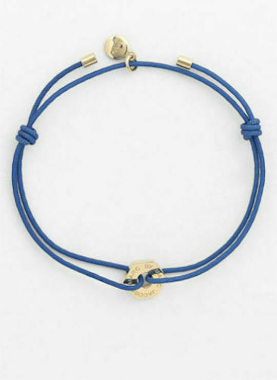 Primary image for Marc Jacobs Bracelet Friendship Bolt Cord NEW